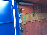 Zeecontainer opslag container afm 3.00 x 2.00